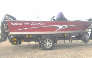 marcraft visboot